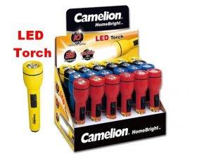 Camelion HomeBright 2xAA LED svítilna