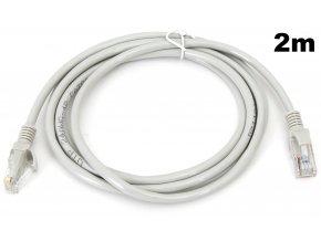 Omega LAN UTP kabel CAT5e 2m ( OPC5U2 )