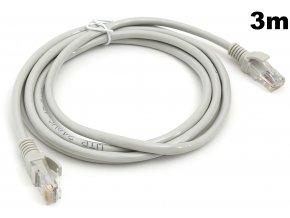 Omega LAN UTP kabel CAT5e 3m ( OPC5U3 )