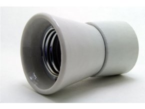 DESKO 1332-837 objímka keram. E27, typ P-1-D