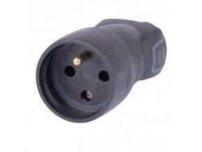 LEGRAND 050446 zásuvka gumová IP44 250V/16A