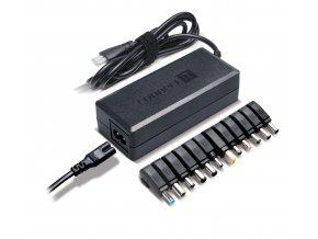 Connect IT universal notebook adaptér 70W (CI-132)