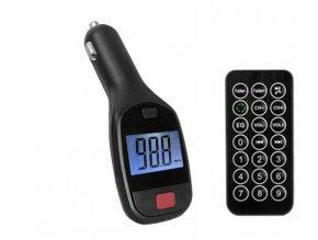 Forever TR-300 Bluetooth FM Transmitter LCD 1xUSB