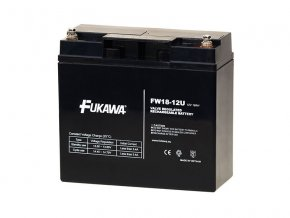 Fukawa FW 18-12 U (12V; 18Ah; závit M5)