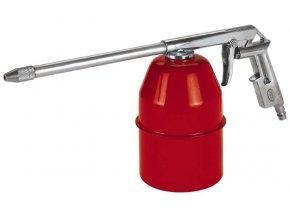 Příslušenství kompresoru Spray gun with suction can
