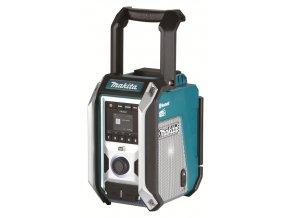 Makita DMR115 Aku rádio DAB, Bluetooth, USB Li-ion Z