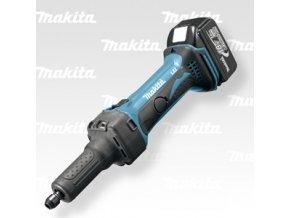 Makita DGD800RTJ Aku přímá bruska Li-ion 18V/5,0Ah,Makpac