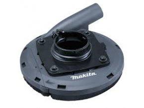 Makita 195239-9 kryt odsávání 115-125mm STOP=new127147-6
