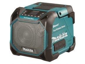 Makita DMR203 Aku přehrávač s Bluetooth, Li-ion CXT 10,8/12V,LXT14,4/18V Z
