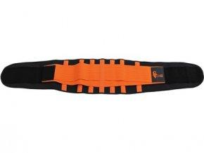 Bederní pás CXS, černo-oranžový