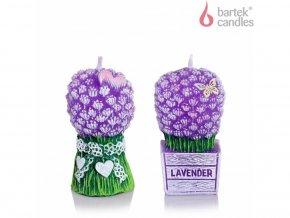 32934 lavender bouquet figure 75 mix