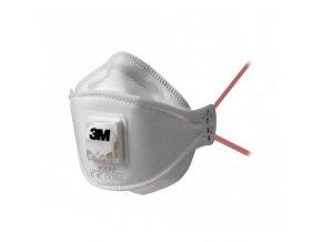 3M Aura 9332+ respirátor FFP3 s ventilkem