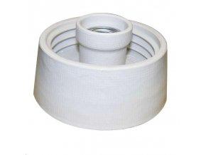 Elcon 6106 porcelánové svítidlo (armatura) rovné