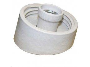 Elcon 6107 porcelánové svítidlo (armatura) šikmé