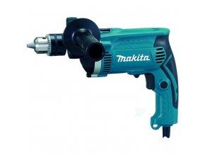 Makita HP1630K Příklepová vrtačka s kufrem 1,5-13mm,710W