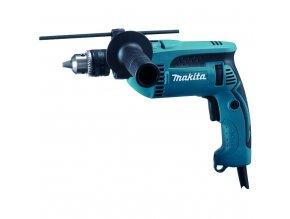 Příklepová vrtačka Makita HP1640K s kufrem 1,5-13mm, 680W