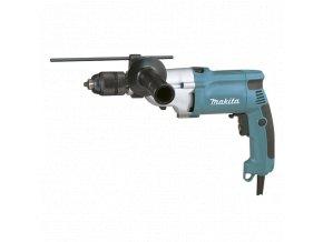 Makita HP2051HJ Příklepová vrtačka,rychlosklíčidlo 1,5-13mm,2rychlosti,720W,systainer
