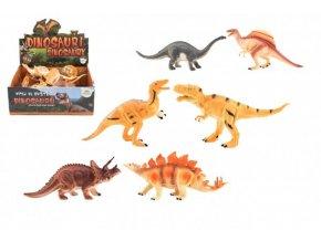 Teddies dinosaurus plast 16-18cm