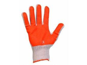 CERVA - SCOTER rukavice pletené polomáčené - velikost 10