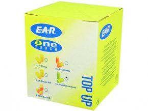 Náhradní náplň zátkových chráničů sluchu 3M E-A-R SOFT