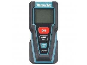 Laserový měřič vzdálenosti 0-30m, LD030P Makita