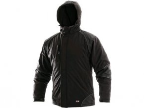 Pánská zimní bunda CXS ALABAMA, černá