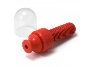 Bobble filtr červený