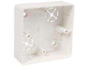 TECHNO KL 80x28 krabice lištová hluboká (LK 80x28R/1 HB)