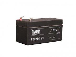 Fiamm FG20121 (12V/1,2Ah) faston F1-4,7mm