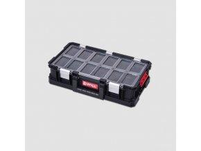 Box plastový 526x307x126mm Qbrick TWO organizer Flex