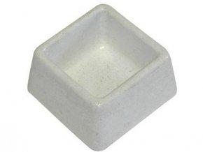 miska čtverec 90x90x50mm (malá) beton (48)