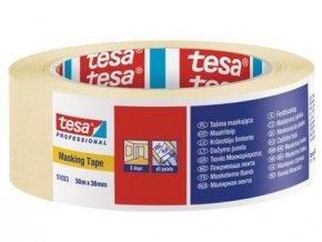páska krepová 38mmx50m ŽL TESA