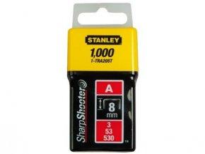 spony 8mm typ A (1000ks) STANLEY
