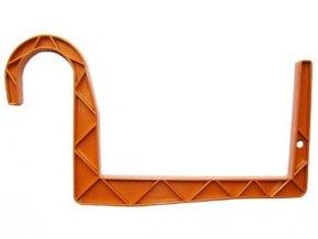 držák truhlíků kulatý závěs 11x15cm TE