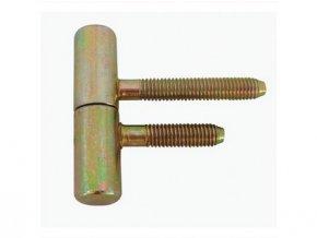 závěs dveřní 60/10 M8/50mm Zn ŽL