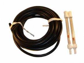 KINEX - Vodováha hadicová plast s hadicí 10m