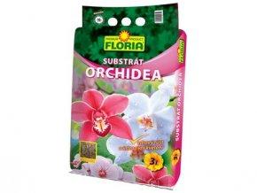 substrát pro orchideje 3l FLORIA