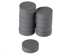 magnet 850/16mm ČER (12ks)