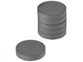 magnet 850/22mm ČER super silný (6ks)