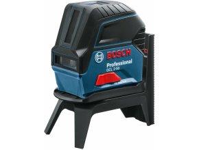 Bosch GCL 2-50 čárový laser professional se stativem BS150 - 0.601.066.G02