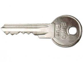 klíč EURO PLUS polotovar
