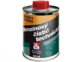 čistič benzínový technický 420ml