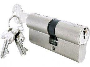 vložka cylindrická 30/30 3kl. NI/R1 3. třída bezpečnosti STAR 70S