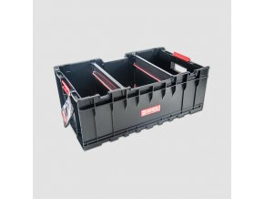 Box plastový bez víka 590x385x240 pro PROFI Qbrick One