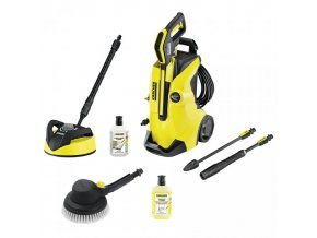 Vysokotlaký čistič KÄRCHER K 4 Full Control Home + kartáč RM 626 (9.502-455.0)