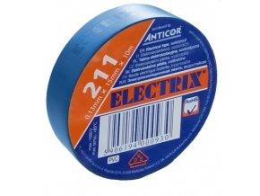 Anticor 211P/15mm x 10m PVC sv. modrá - 10ks