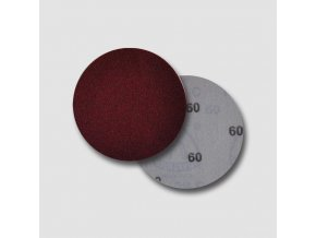 Výsek - suchý zip p125mm,zr. 100 KLINGSPOR (KL04106)