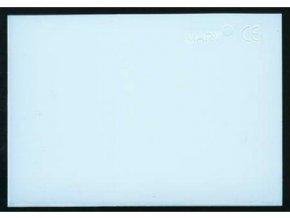 folie 90x111 mm vnější pro kuklu P550S-V