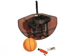 Koš basketbalový k trampolíně