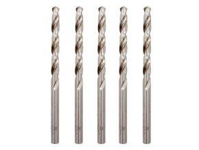 Magg PROFI - Vrtáky průměr 1,7mm, vybrušované HSS-G